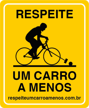 Placa_Bike Polo_Amarelo_M-01